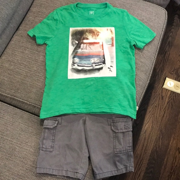 NWT Girls Under Armour 2pc skort//shirt Outfit  18m i make the rules